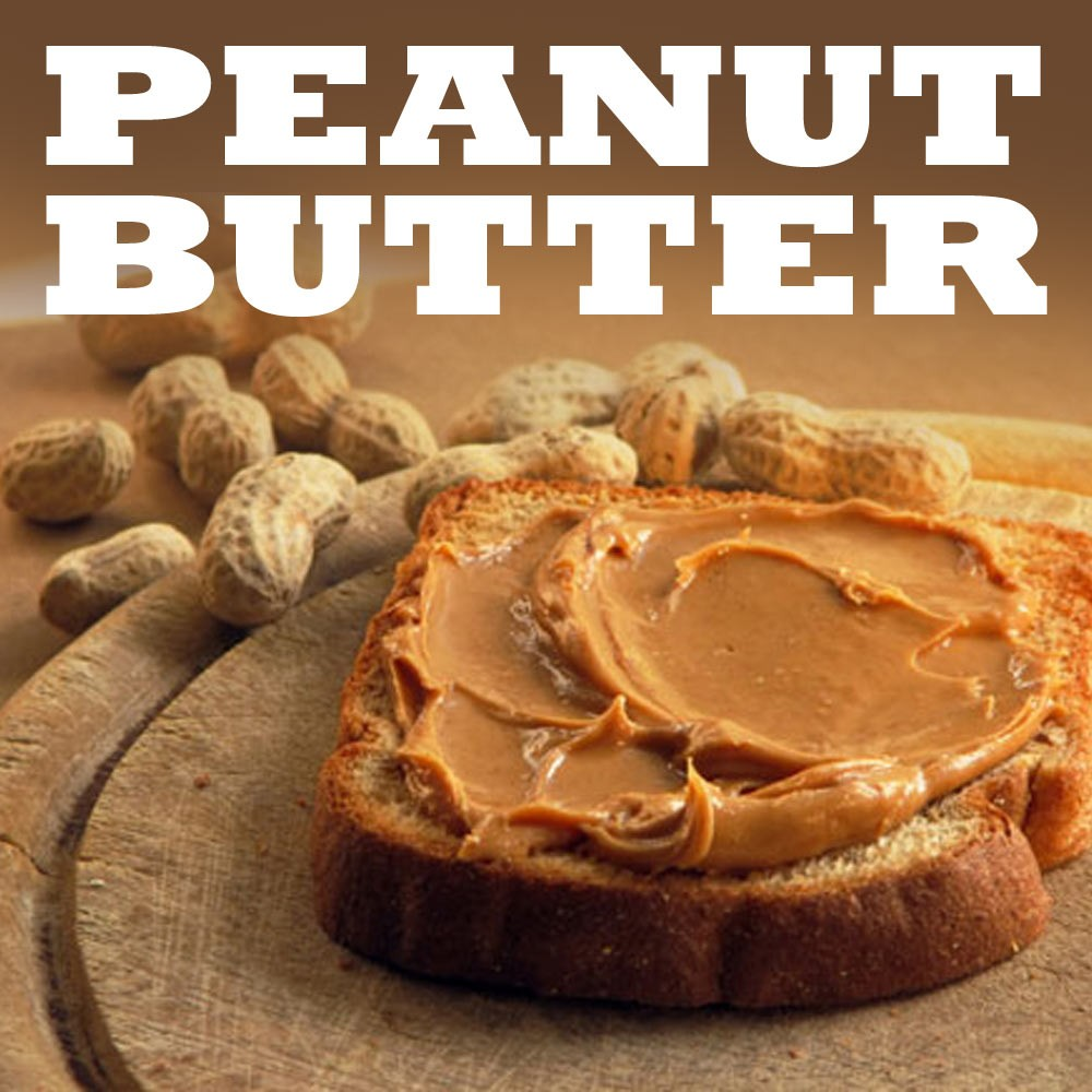 Peanut butter masturbation